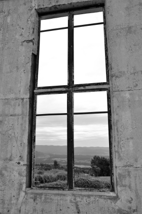 Stromlo Observatory. Burned down in the 2003 Bushfires
