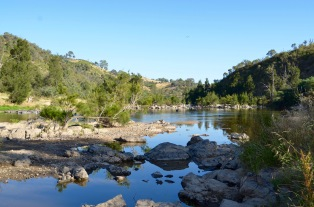 Who said Canberra has no beaches ;) Although small there are some nice, small beaches along Murrumbidgee river